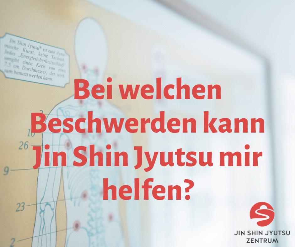 Jin Shin Jyutsu - Japanisches Heilströmen- Jin Shin Jyutsu Zentrum Hamburg